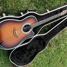 OVATION Electric-Acoustic Guitar 1861